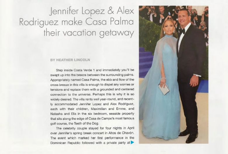 "J-Rod's lavish ""baecation"" at Casa Palma"